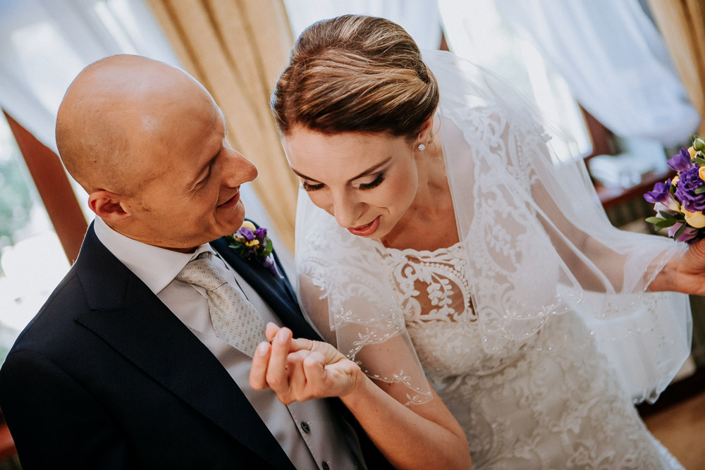Ślub plenerowy<br>w Zamku von Treskov