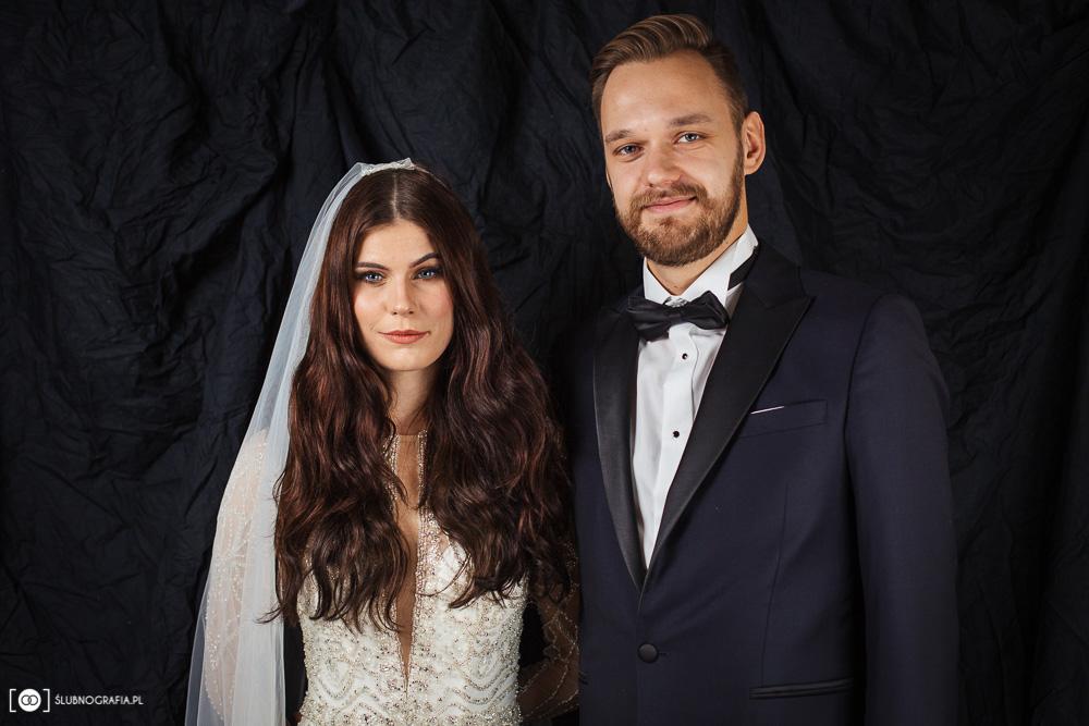 Sesja ślubna w studio Poznaniu