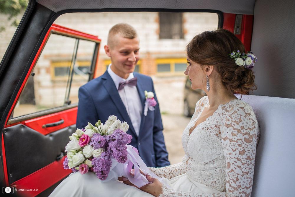 Ślub Asi i Sławka
