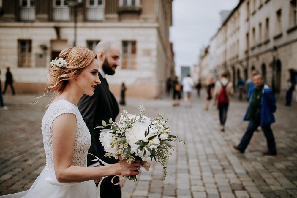 Karolina i Tomek<br>Ślub w Wadze Miejskiej