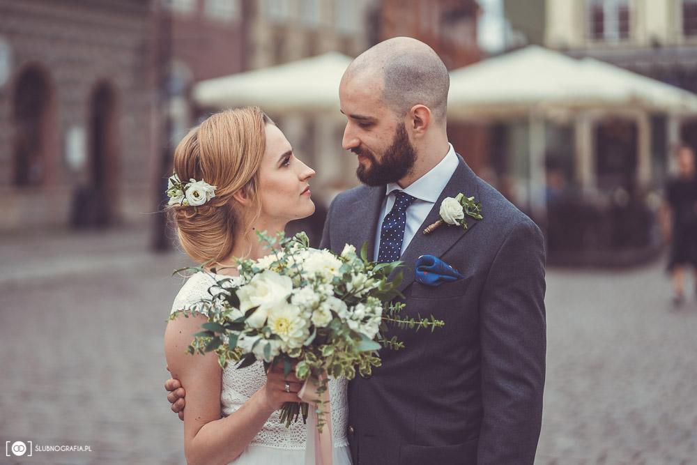 Ślub Karoliny i Tomka