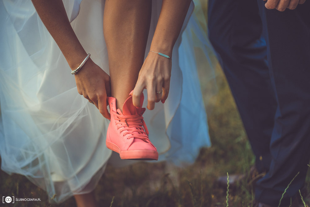 Sesja Ślubna w Łysym Młynie pod Poznaniem