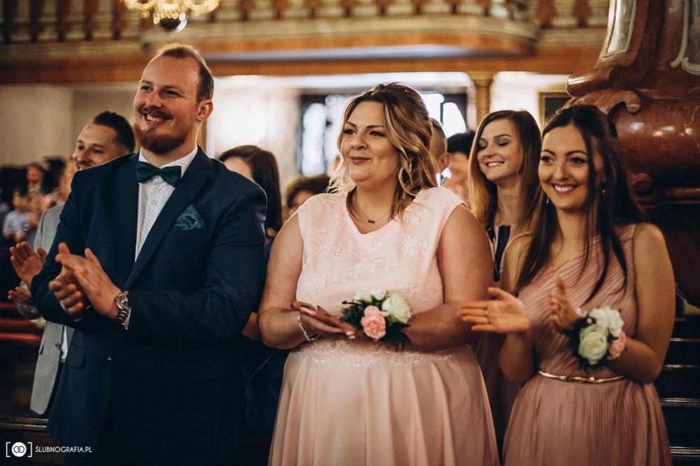 zdjęcia ze ślubu Klaudii i Piotra w Poznaniu