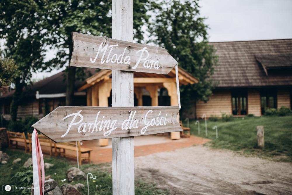 Zdjęcia ze ślubu i wesela Oli i Filipa w Ranczu w Dolinie