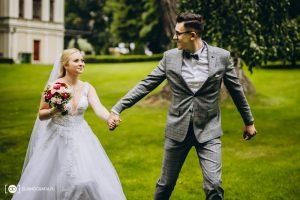 Plener ślubny Karoliny i Bartka