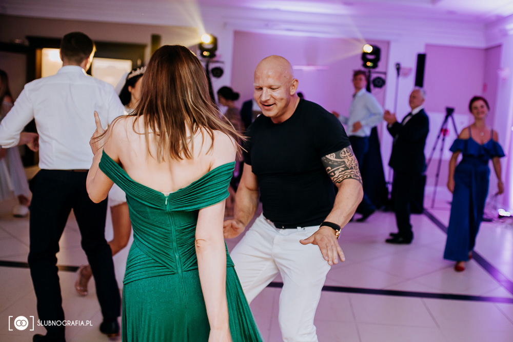 Ślub plenerowy w Pałacu Wąsowo i niesamowite wesele